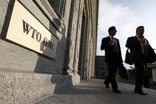 РФ потребовала консультаций у ВТО из-за украинских санкций