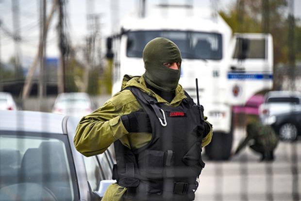 ФСБ РФ в оккупированном Крыму проводит масштабные учения с авиацией и флотом