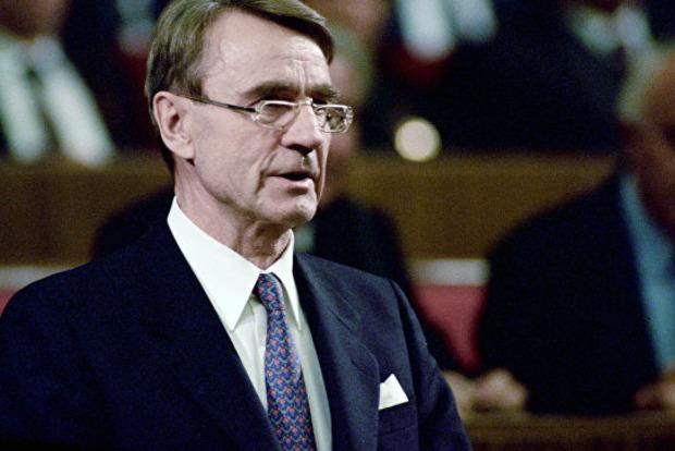 Умер экс-президент Финляндии Мауно Койвисто