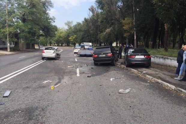 В Днипре произошло смертельное ДТП с участием полицейского BMW X5