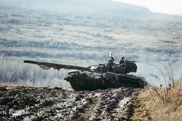 На Донбассе задержан командир разведроты «батальона» террористов «Восток»