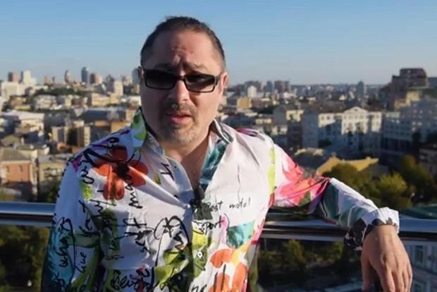 В Киеве ограбили известного российского певца