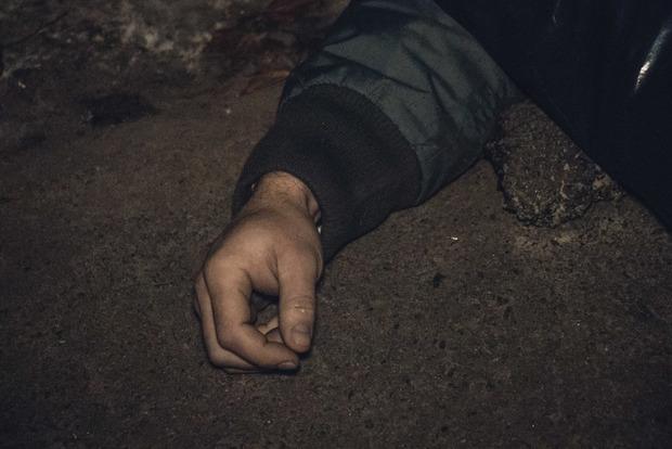 В Киеве мужчина захлебнулся рвотой и умер