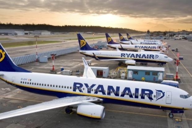 Аэропорт «Борисполь» подписал договор с лоукостером Ryanair