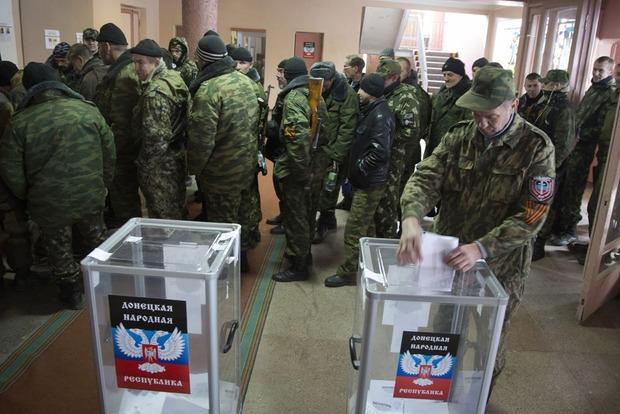 Боевики начали готовиться к «местным выборам»