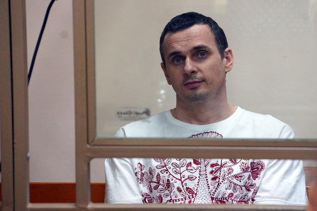 Олег Сенцов удостоен премии Сахарова