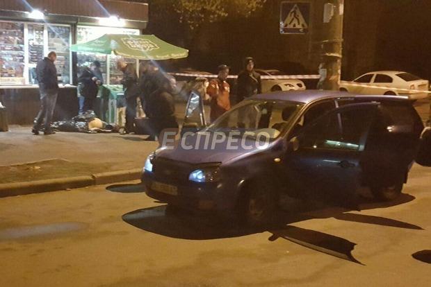Ночью в Киеве жестоко зарезали таксиста