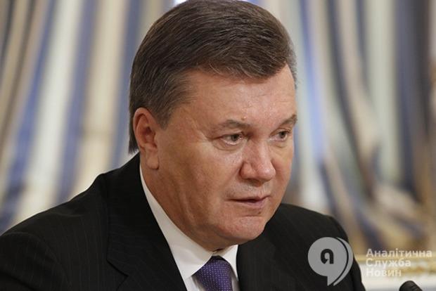 Беглый Янукович о срыве допроса: «Я возмущен»