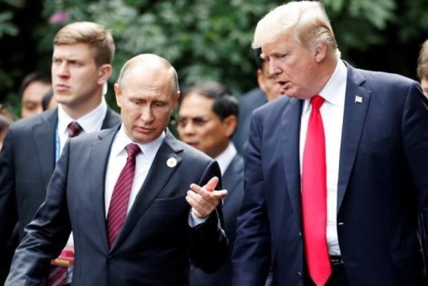 Трамп передумал встречаться с Путиным осенью
