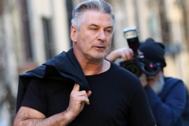 Актера Алека Болдуина арестовали за драку на парковке