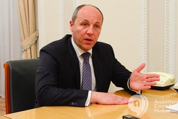 Парубий: Украина должна сделать все, чтобы скорее вступить в НАТО