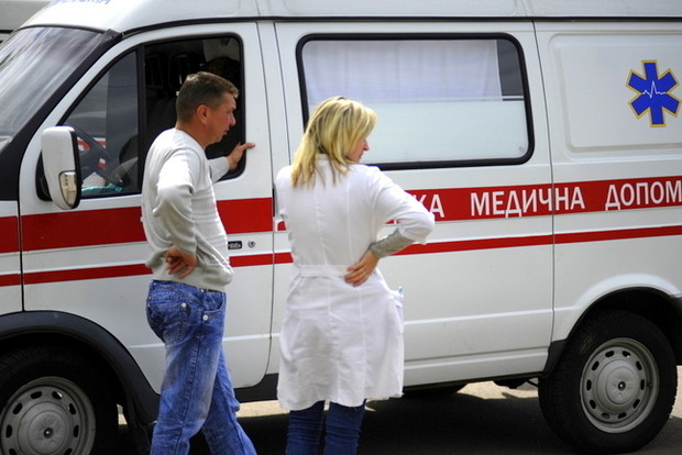 В облсовете Львова произошла драка, 11 человек травмированы