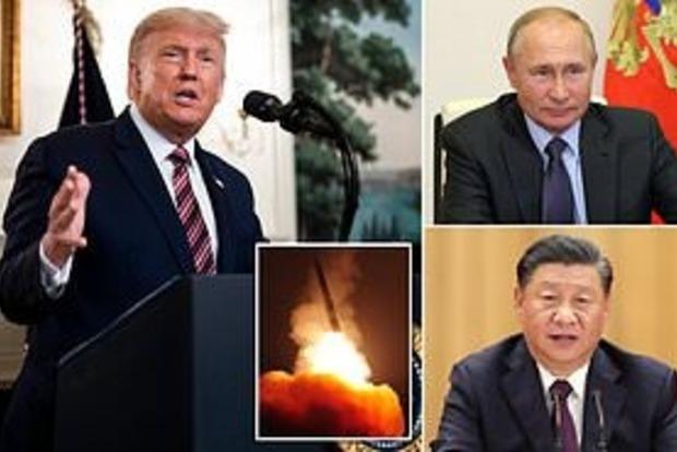 Трамп проговорился: у США есть супер-оружие, которого нет ни у России, ни у Китая