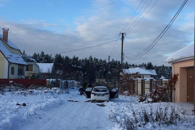 Парубий сообщил о шестом погибшем в перестрелке под Киевом