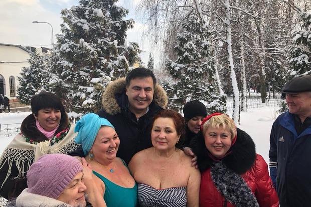 Грузия ждет решения Украины поэкстрадиции Саакашвили