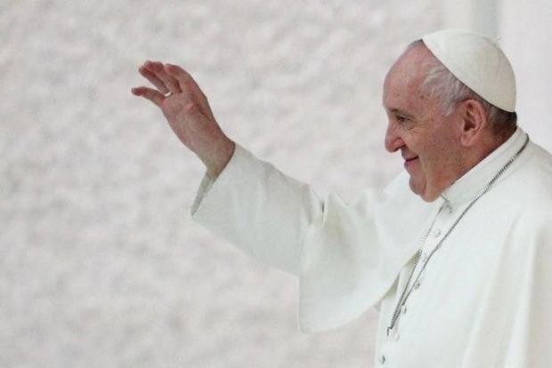 Папа Римський схвалив одностатеві шлюби