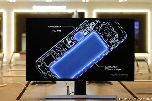 Samsung официально назвала причины возгорания Galaxy Note 7