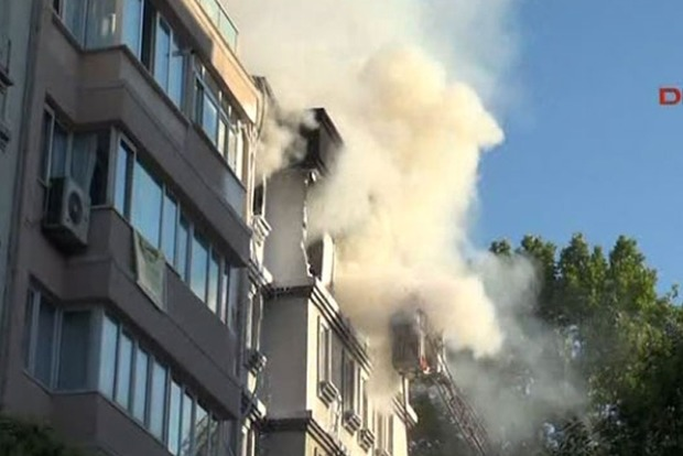 От взрыва в Стамбуле погиб один человек