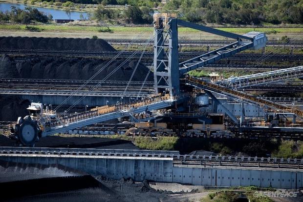 Украина собирается покупать уголь из Австралии