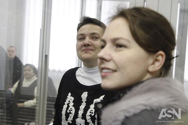 Луценко: Оружие для терактов в Киеве Савченко поставляли из России