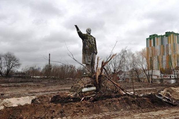 Шок. Сенсация: В Киеве нашли последнего уцелевшего Ленина