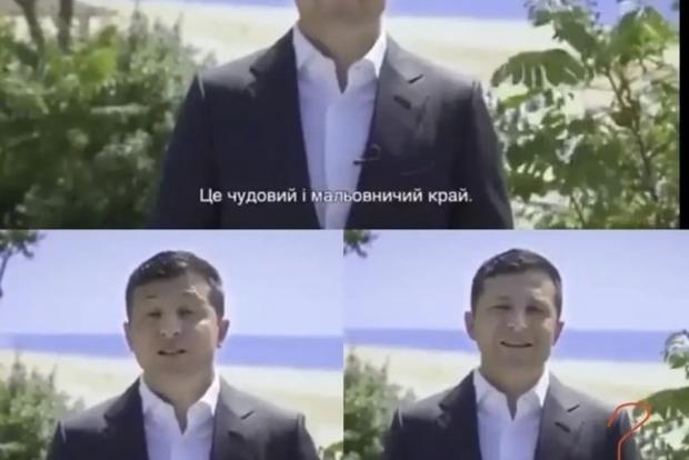 Как критикуют и защищают Зеленского за поздравительную речь на День Конституции