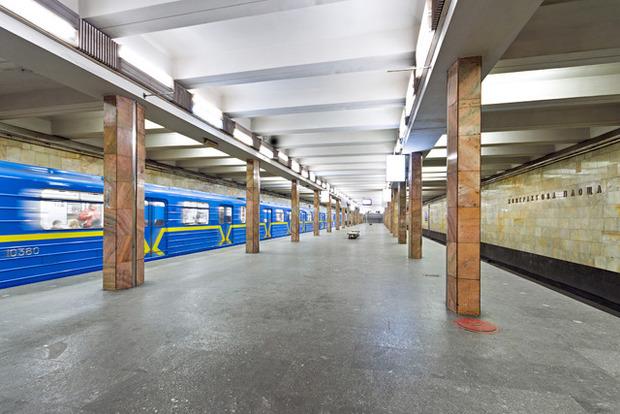 Серцевий напад: Устоличному метро помер чоловік