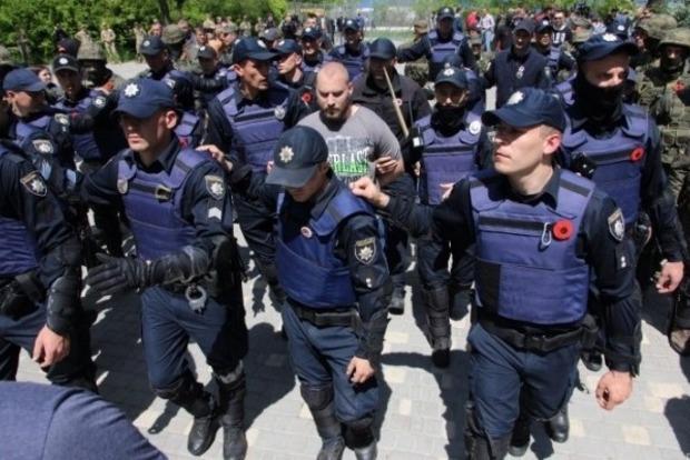В Одессе произошли столкновения патриотов и «куликовцев», задержаны более 20 человек