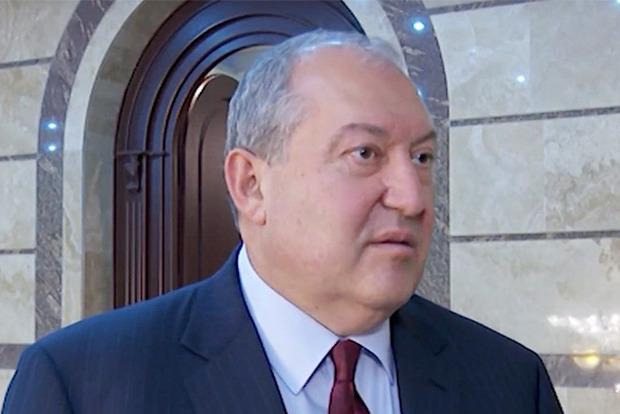 В Армении избран новый президент, бывший послом в Британии