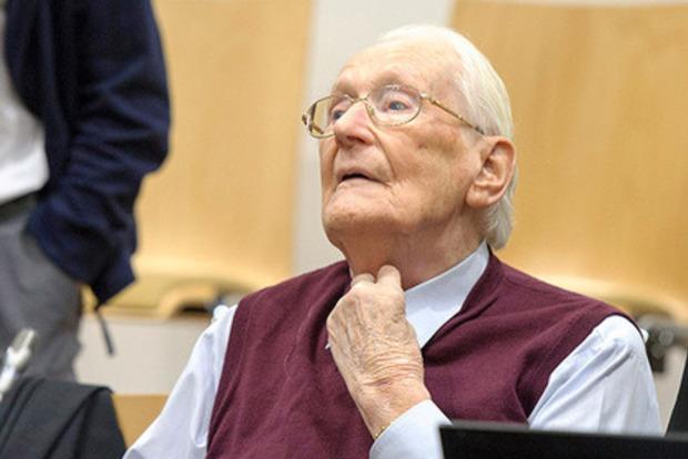 Бухгалтер из Освенцима загремел в тюрьму