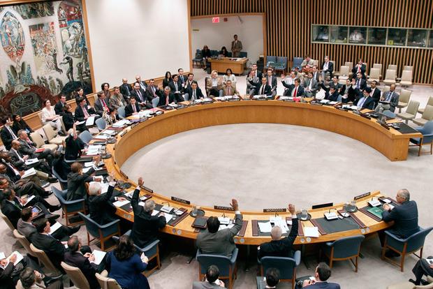 В ООН грядет борьба Украины с Россией за миротворцев