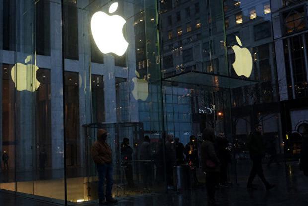 Apple заставила Ирландию выплатить гигантский долг