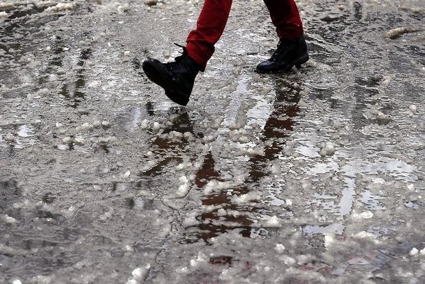Перед Новым годом Украину зальют дожди