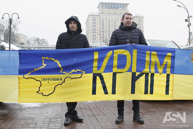 Порошенко передумал лишать гражданства крымчан, поддержавших Путина