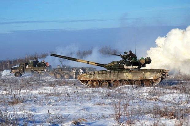 На Донбассе боевики 10 раз обстреляли позиции ВСУ, один боец погиб