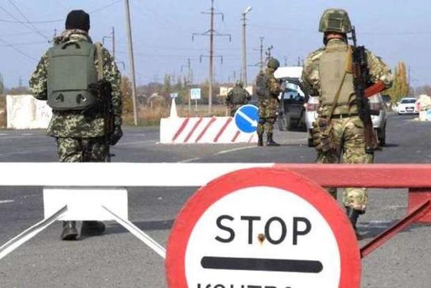 Около контрольного пункта «Марьинка» мужчина получил огнестрельное ранение