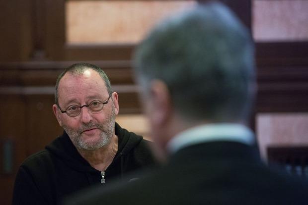 Жан Рено заглянул в гости к чете Порошенко