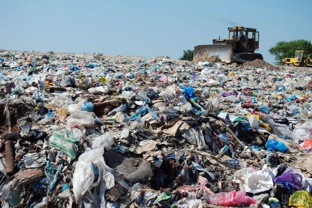 Китайцы займутся мусором Садового