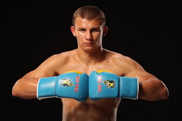 Український боксер визнаний кращим боксером світу в2017 році