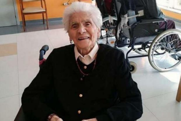Чудо в Италии. 103-летняя женщина рассказала о том, как справилась с коронавирусом