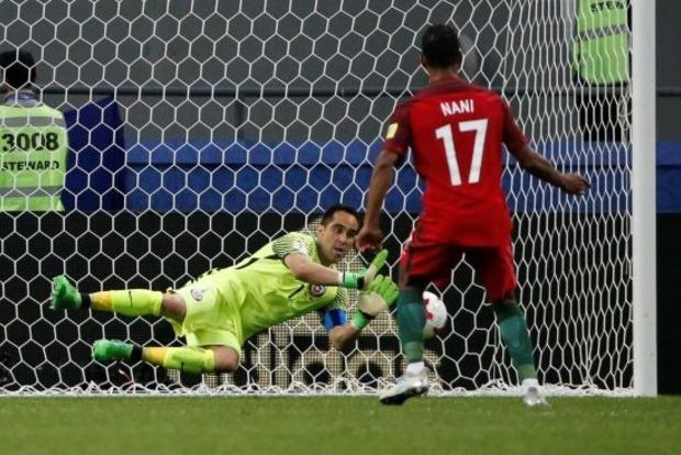 Сборная Чили обыграла Португалию и вышла в финал Кубка Конфедераций