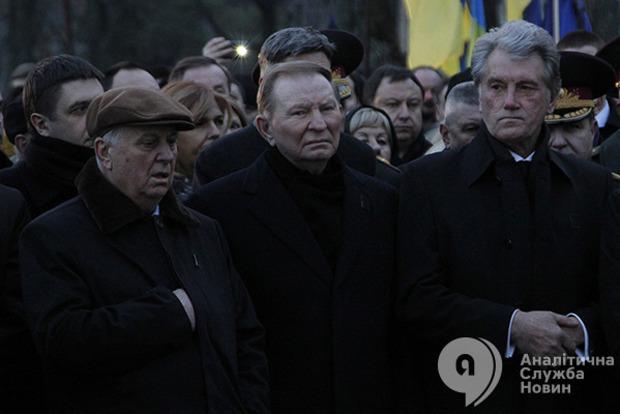 Кучма вышел из переговорной группы по Донбассу