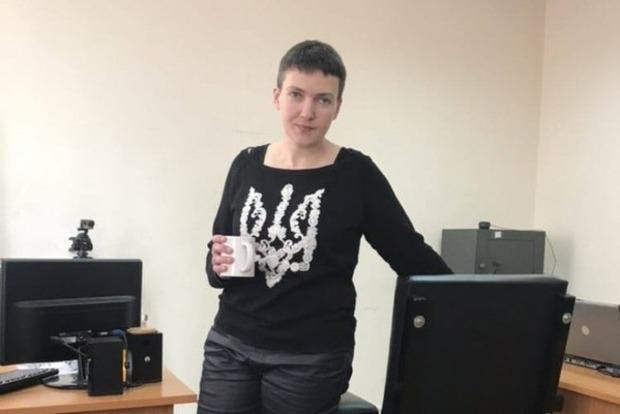 Савченко в СИЗО прошла детектор лжи