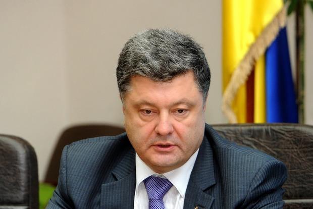 Порошенко подписал законы о поддержке украинского авиапрома