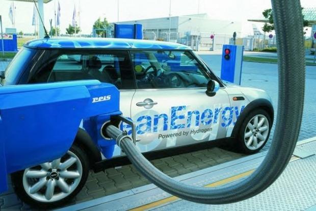 Водород – материал будущего для Украины