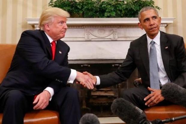 Крепко уснул: Трамп ответил на критику со стороны Обамы