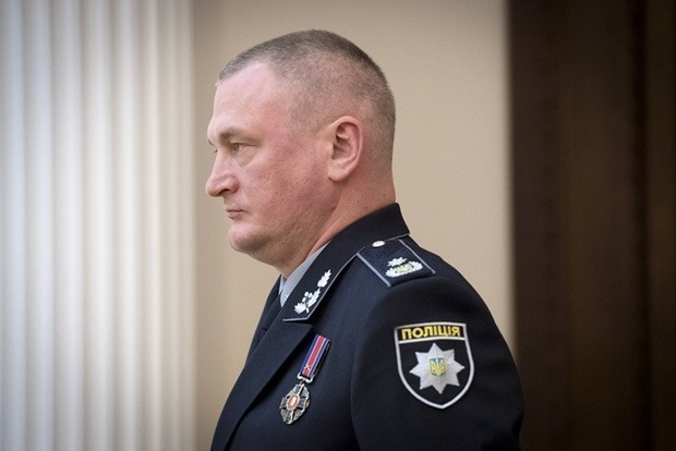 Генерала Клименко назначили на должность замглавы Нацполиции Украины
