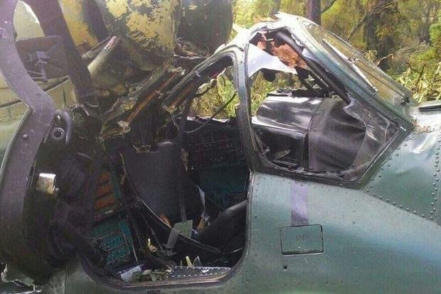 Жертвами крушения самолета вДР Конго стали трое украинцев