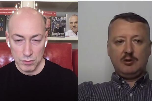 Гордон продолжает брать интервью у террористов