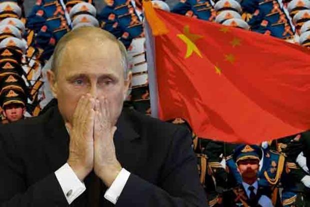 Прогноз российского старца: Россию оккупирует Китай и США